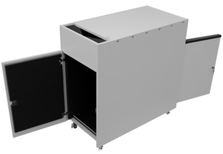 """CPU-Container """"Referenzklasse-PLUS"""" R-PLUS-130 - 406 x 892 x 661 mm - 869,00"""""""