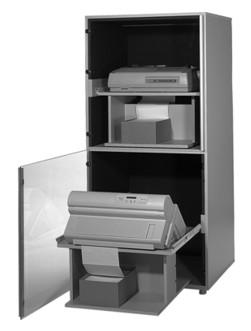 """Doppeldruckerschrank """"DDS-2000-ST"""""""