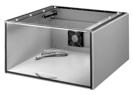 """Staubschutzgehäuse für Drucker-450 x 500 x 400 mm - Staubschutzgehäuse - 485,00"""""""