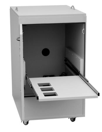 """Staubschutzschrank Etikettendrucker """"Eti-Clean""""-530 x 710 x 860 mm - LSS Eti-Clean - 859,00"""""""
