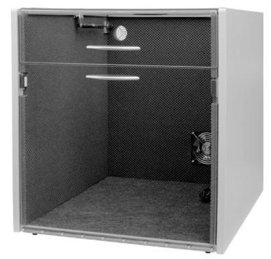 """Lärmschutzgehäuse """"Laser-Cabinet-GD"""" mit geteiltem Deckel-460 x 660 x 420 mm - Laser-Cabinet-GD - 571,00"""""""