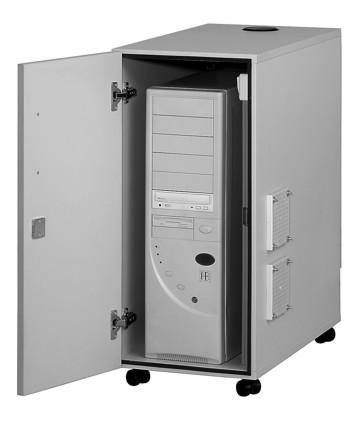 """CPU-Container Staubschutz """"Dusty-3V"""""""