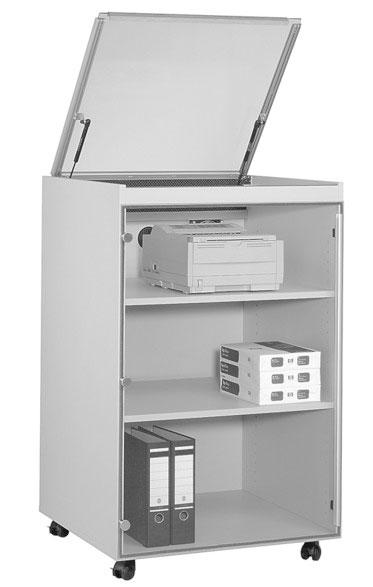 """Staubschutzschrank """"Imperator"""" für Laserdrucker-530 x 680 x 1100 mm - Imperator - 671,00"""""""